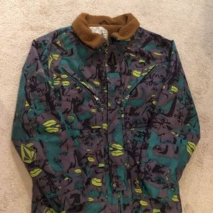 Volcom Mens Ski/Snow Jacket - Medium/Large